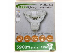 LED 35 Watt Equiv. MR16 12V Lamp Warm White GU5.3