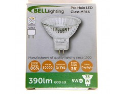 LED 35 Watt Equiv. MR16 12V Lamp Cool White GU5.3