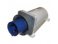 125A 2P+E 230V IP67 Appliance Inlet Socket