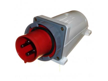 125A 3P+E 415V IP67 Appliance Inlet Socket