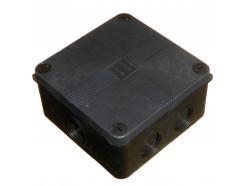 IP66 Waterproof Junction Box 110mm Black