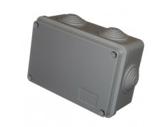 120mm Junction Box with Grommets IP55