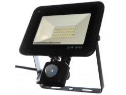 20W LED PIR Floodlight - Daylight