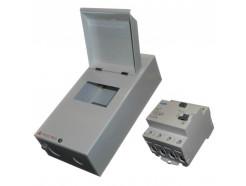 Metal Enclosed 63A 100mA 4 Pole RCD