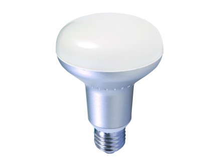 12 watt R80 LED reflector bulb, E27 screw in ( 100W replacement )