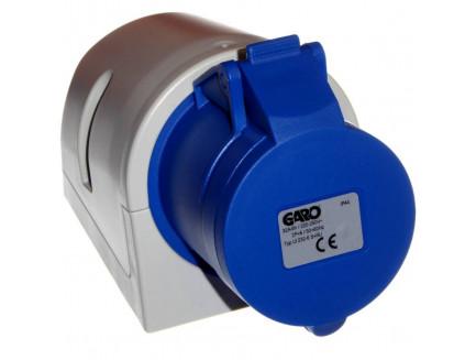 32A 3 Pin 230V IP44 Socket - Quick Connector