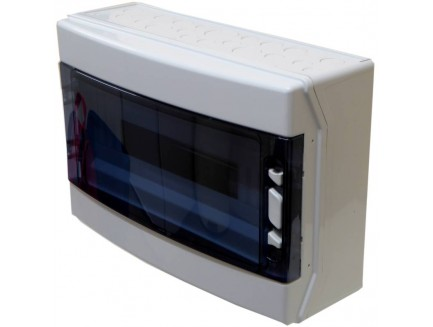 18 Module IP65 Enclosure