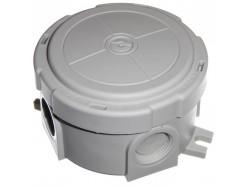 Wiska Combi 304 Junction Box with Wago Connectors Grey
