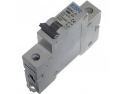 Single pole type B MCB, all amps