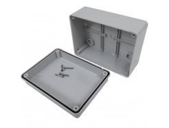 150mm rectangle IP56 junction box