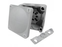 Wiska 308 Grey Combi Junction Box