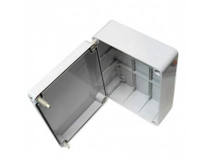240mm rectangle IP56 junction box