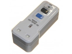 RCD Safety Plug Through Adaptor